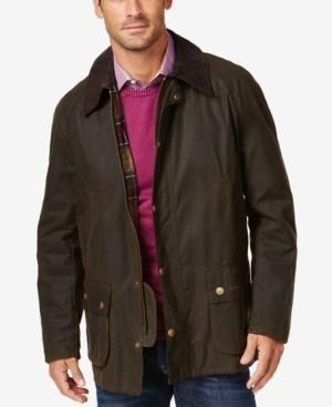 Barbour Men's Ashby Wax Jacket
