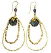 Ananda Crystal Earrings