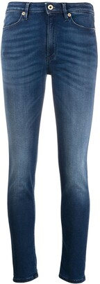 Dondup Iris high-rise skinny jeans