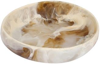 Dinosaur Designs Small Earth Bowl in Light Horn Swirl   FWRD