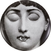 "Fornasetti Face with Eyeball in Mouth"" Plate"