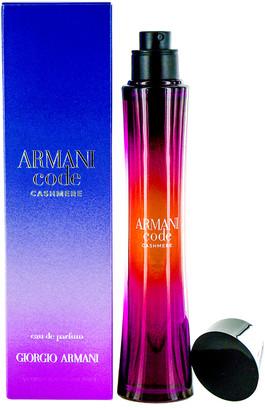 Giorgio Armani Women's 2.5Oz Code Cashmere Eau De Parfum Spray
