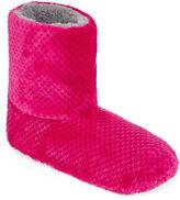 Hanes Plush Bootie Slippers