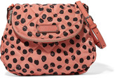 Marc by Marc Jacobs Natasha quilted printed shell shoulder bag