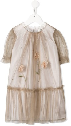 Bonpoint Marquise tulle dress
