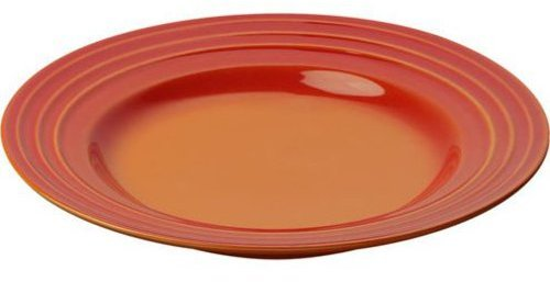 Le Creuset 12-in. Stoneware Dinner Plate, Flame Orange