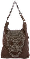 Thomas Wylde Studded Skull Hobo