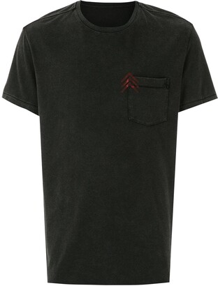OSKLEN Double Eco Pocket Old T-shirt