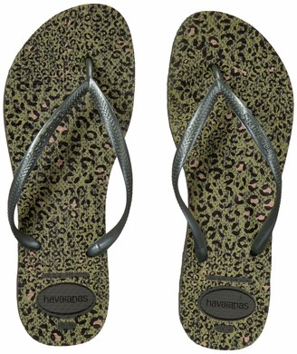 Havaianas Women's Slim Animals Flip Flop Sandal