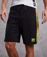 Superdry Training Relaxed Mesh Shorts