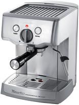 Dualit Cafe Minuetto Professional Die-Cast Espresso & Cappucino Maker