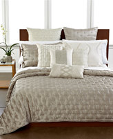 Hotel Collection Finest Luster Silk Quilt Collection, Created for Macy's