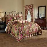 Waverly Floral Flourish Cordial 4-piece Bed Set