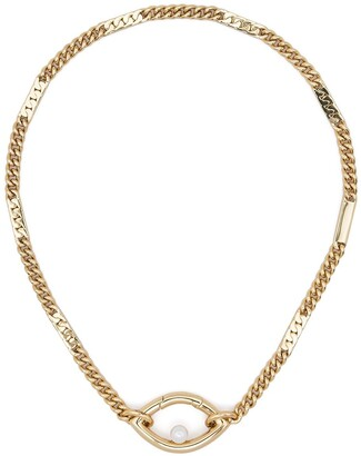CAPSULE ELEVEN Eye Opener chain necklace