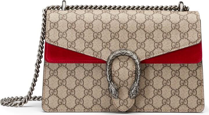 Gucci Dionysus small GG shoulder bag