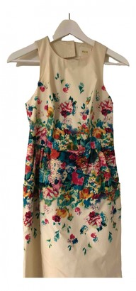 Anthropologie Multicolour Cotton Dress for Women