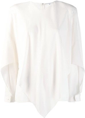 Stella McCartney Draped Front Blouse