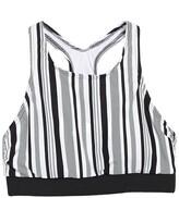 Thumbnail for your product : Next Limitless Stripe Sport Bikini Top