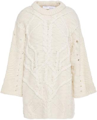 IRO Cable-knit Merino Wool Sweater