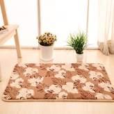 WWang Indoor mats itchen bathroom water-absorbing anti-slip mat Carpet Foot pad