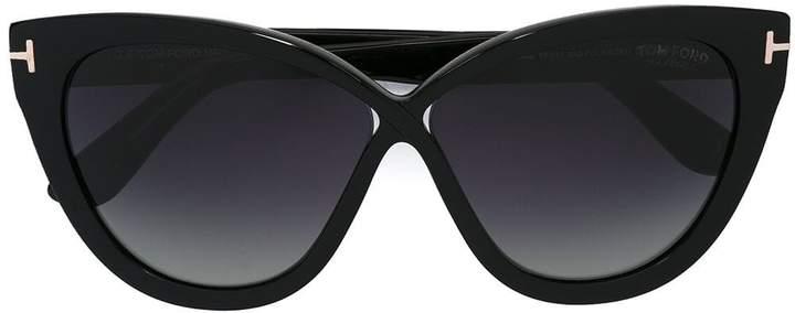 Tom Ford cat eye shape sunglasses
