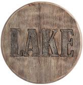 Mud Pie Lake Trivet