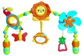 Tiny Love Stroller Toy Arch - Musical Nature