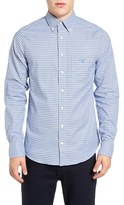 Gant Men's Extra Trim Fit Gingham Sport Shirt