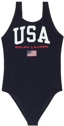 Polo Ralph Lauren Kids Logo swimsuit