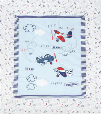 George Up Up & Away Quilt
