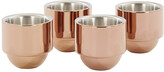 Tom Dixon Brew Copper Espresso Cups