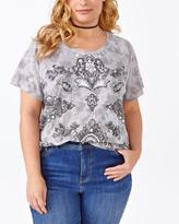 Penningtons Relaxed Fit Printed T-Shirt