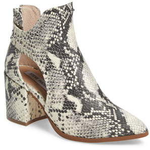 Steve Madden Justice Studded Cutout Bootie