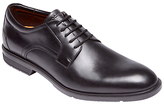 Rockport City Smart Leather Derby Shoes, Black