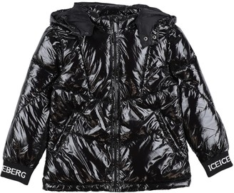 Ice Iceberg Down jackets