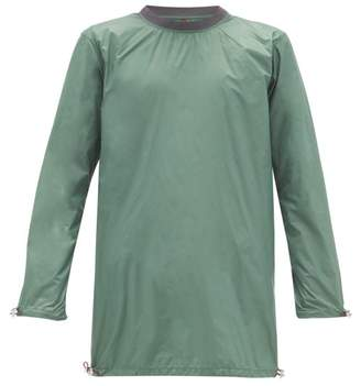 Peak Performance X Ben Gorham - Technical-fabric Windbreaker Top - Mens - Green