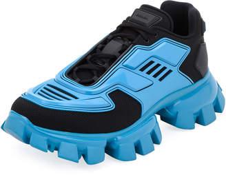 Prada Men's Cloudbust Thunder Sport Sneakers