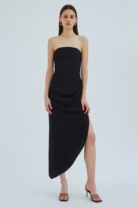 C/Meo PROVOKE GOWN Black