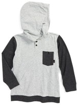Quiksilver Boy's Guitar Magic Hoodie