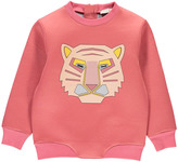 Stella McCartney Reeve Neoprene Tiger Sweatshirt
