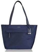 Tumi 'Small M-Tote' Nylon Tote - Blue