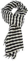 Isabel Marant Étoile 'Brunella' striped scarf