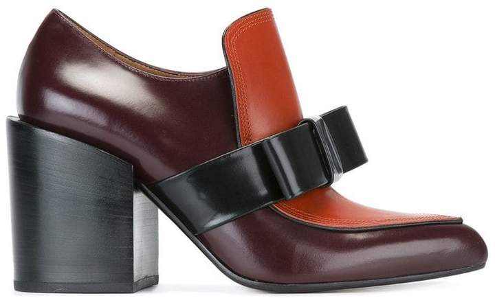 Marni pointed toe booties