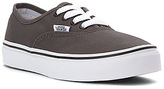 Vans Kids vans Kid's Authentic Sneaker