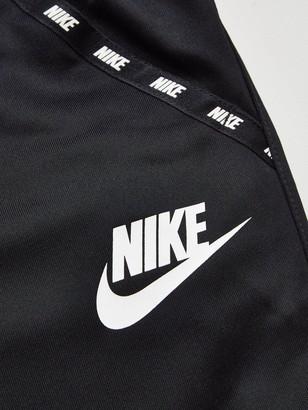 Nike Older Boys Poly Short - Black