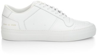 Common Projects Full Court Leather Low-Top Sneakers