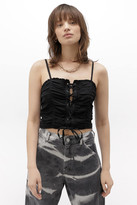 Urban Outfitters Joni Lace-Up Cami