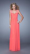 La Femme Prom Dress 20844