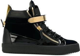 Giuseppe Zanotti Carter mid-top sneakers