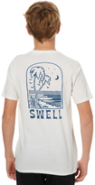 Swell Kids Boys Perfection Tee White